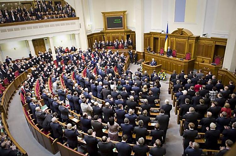 Рада увеличит расходы назарплату депутатам втри раза