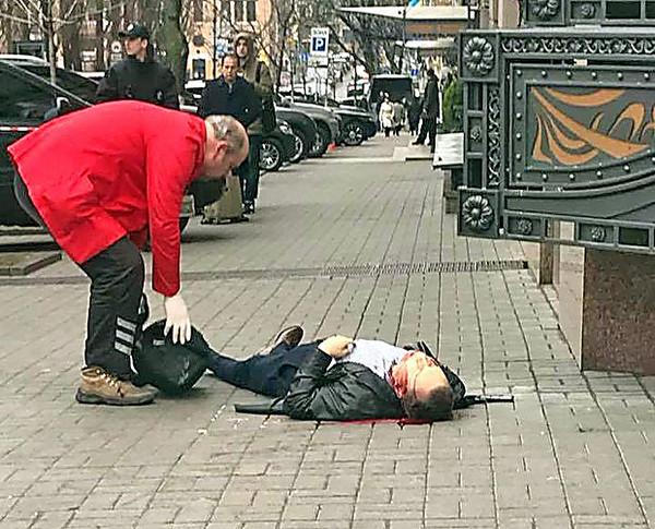 Луценко поведал оходе расследования убийства Вороненкова