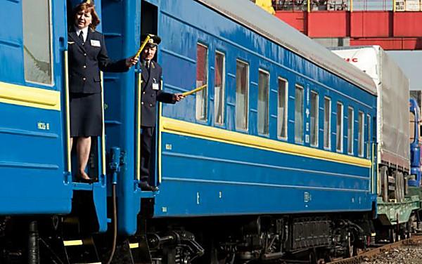 Вгосударстве Украина 17января запустят 1-ый поезд свагонами-трансформерами