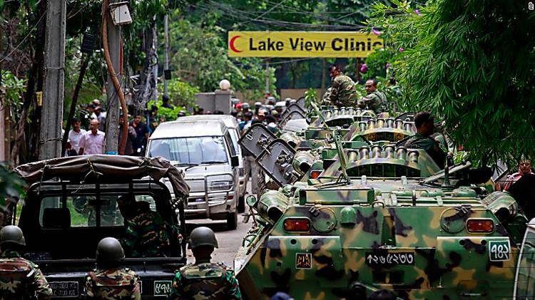 Теракт вБангладеш: количество жертв возросло до26
