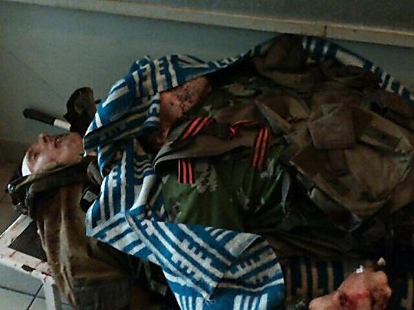 Пограничники ликвидировали вражеского снайпера и четырех террористов на Донетчине - Цензор.НЕТ 2239