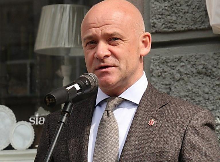 Мэр Одессы Труханов опроверг наличие унего русского паспорта— СБУ