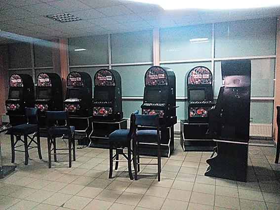 Зал игровых автоматов - Горк Маг лё ская вобл.