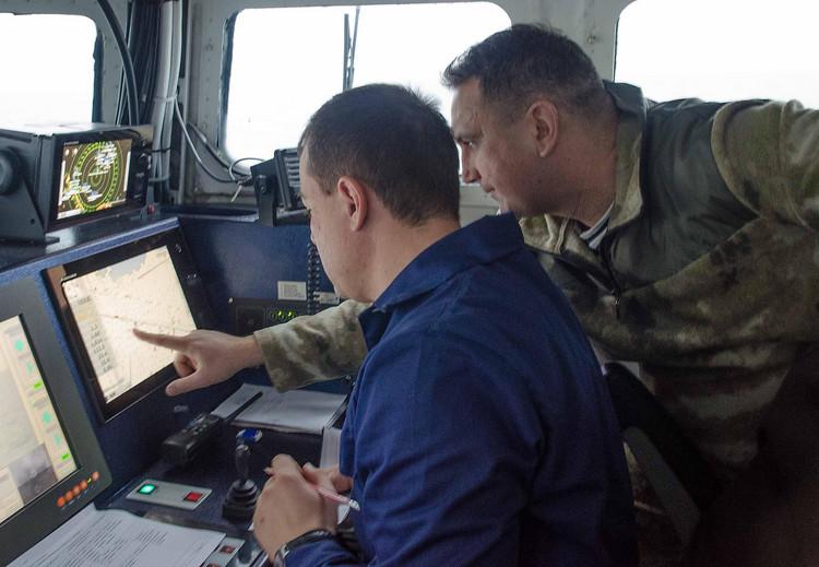 Два бронекатера вошли всостав ВМС Украины