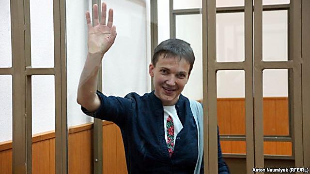 Осужденных в Киеве россиян не будут менять на Савченко
