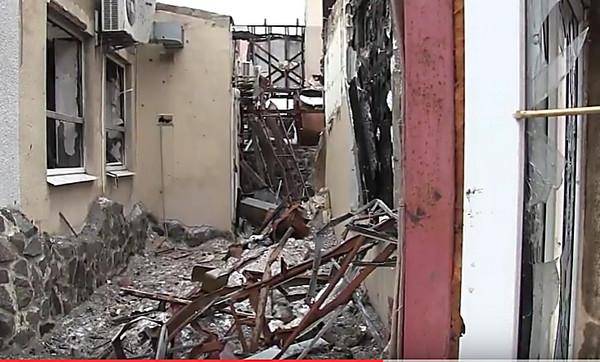 Появились свидетельства использования боевиками нелегального оружия вАвдеевке