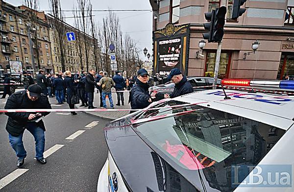 Убийство Вороненкова. Луценко объявил  о русском  следе
