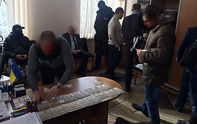 Генпрокуратура: Чиновники милиции столицы Украины присвоили 10 млн грн