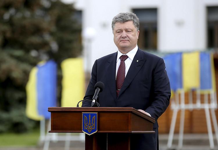 Порошенко: Эстония больше всех помогает Украине впересчете надушу населения