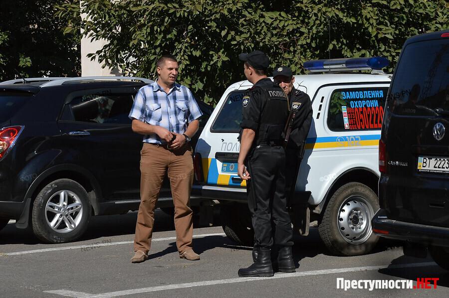 Силовики нагрянули собыском вНиколаевский морской порт