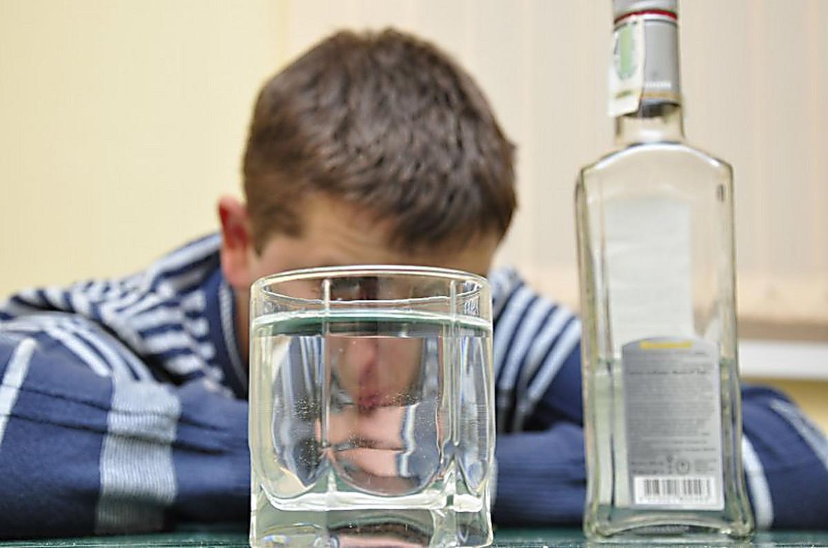 что будет если в водку добавить воду