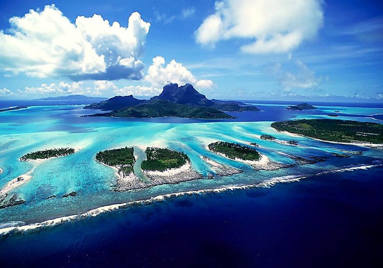 Под Маврикием ученые отыскали остатки первого мегаконтинента Земли