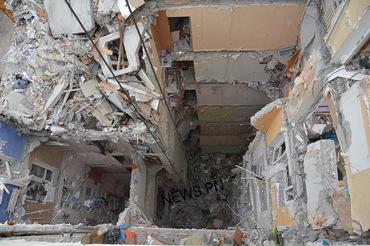 """Количество жертв взрыва дома в Николаеве возросло до 7 человек: """"Шансов не было, 8 этажей легло на них - они погибли за 1 секунду"""" - Цензор.НЕТ 8509"""