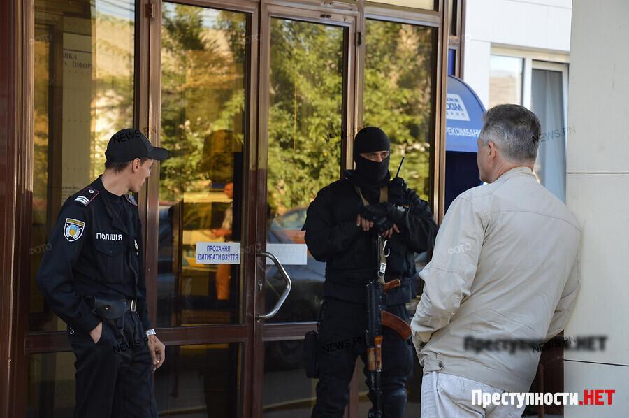 ГПУ: Обыски вНиколаевском морпорту проходят врамках дела охищении средств