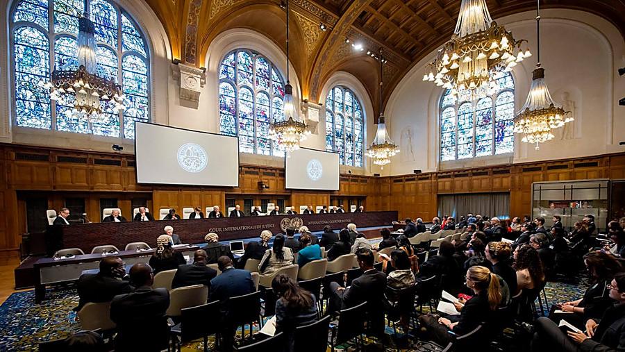 Международный суд ООН частично удовлетворил иск Украины к Российской Федерации