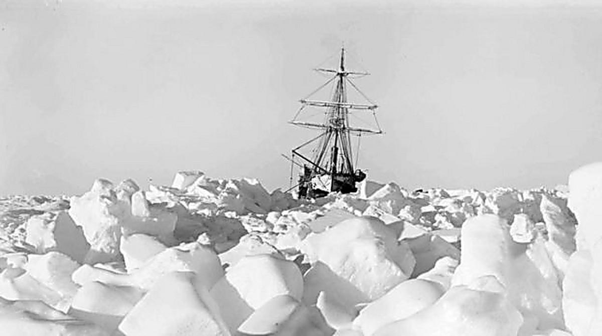 shackletons lost ship endurance - 800×480