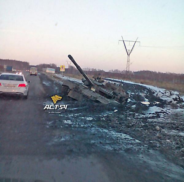 В ходе тренировок на Луганщине оккупанты утопили 3 БМП, - разведка - Цензор.НЕТ 7055