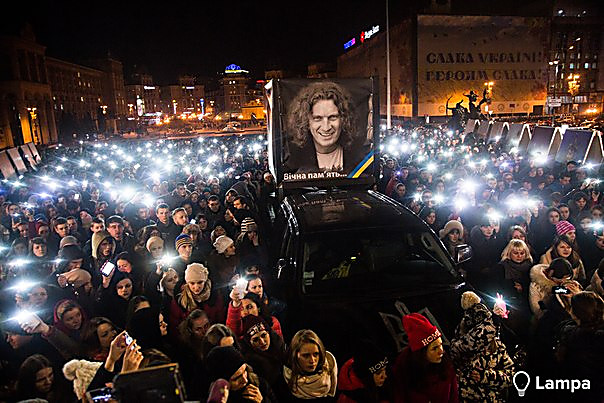 В Одессе состоится аукцион и концерт-марафон памяти Кузьмы Скрябина: на вырученные средства купят реанимобиль для защитников Украины - Цензор.НЕТ 4860