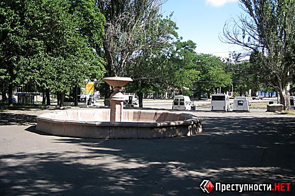 картинки сухого фонтана в николаев
