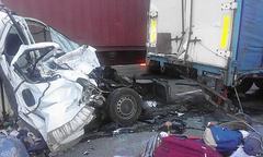 В жуткой аварии на Ривненщине погиб 13-летний ребенок - Цензор.НЕТ 9529