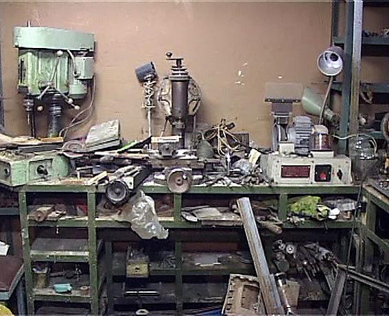 Водесской квартире найдена подпольная оружейная мастерская
