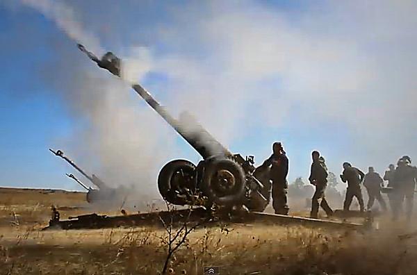 Неприятель выпустил около сотни 120-мм мин поЗайцево— АТО