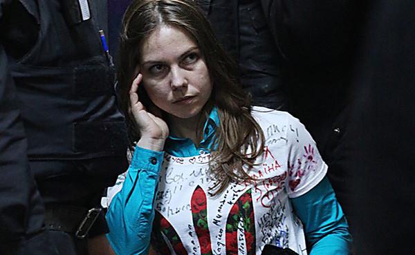 Сестренку Савченко невыпустили изРФ, везут вРостов— юрист