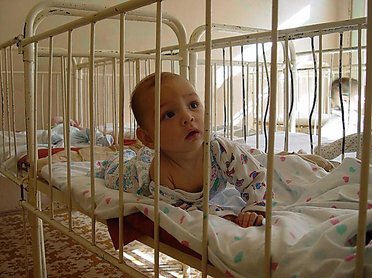 Правда ли что в детских домах все дети больные 60