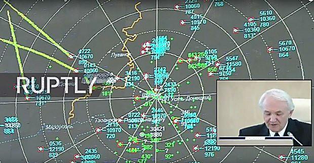 В РФ опровергли своюже версию катастрофы МН17 наДонбассе