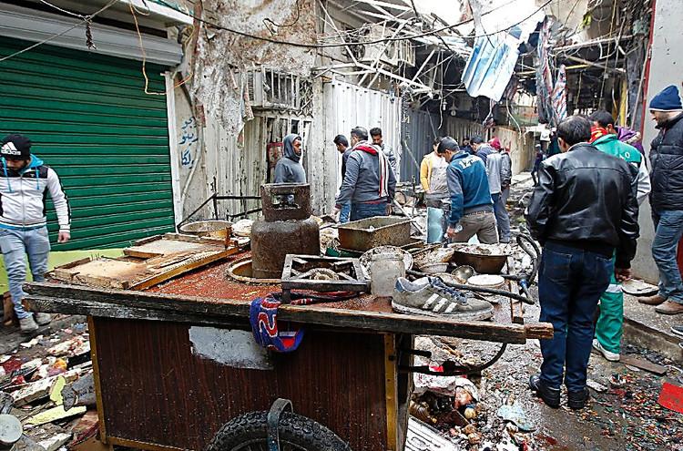 Встолице Ирака прогремели два взрыва, необошлось без жертв