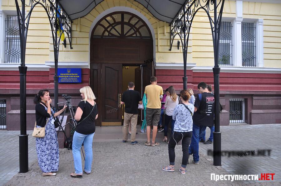 Назначен новый руководитель милиции области— Убийство наНиколаевщине