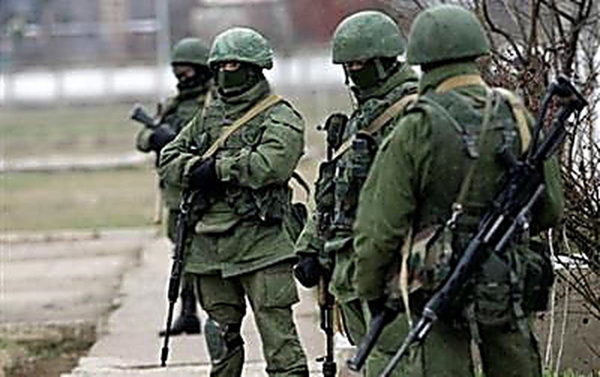 modern russian soldier - 1000×800
