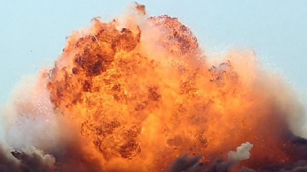 Ямпільський район: піротехніки знищили боєприпаси, виявлені у прикордонній смузі