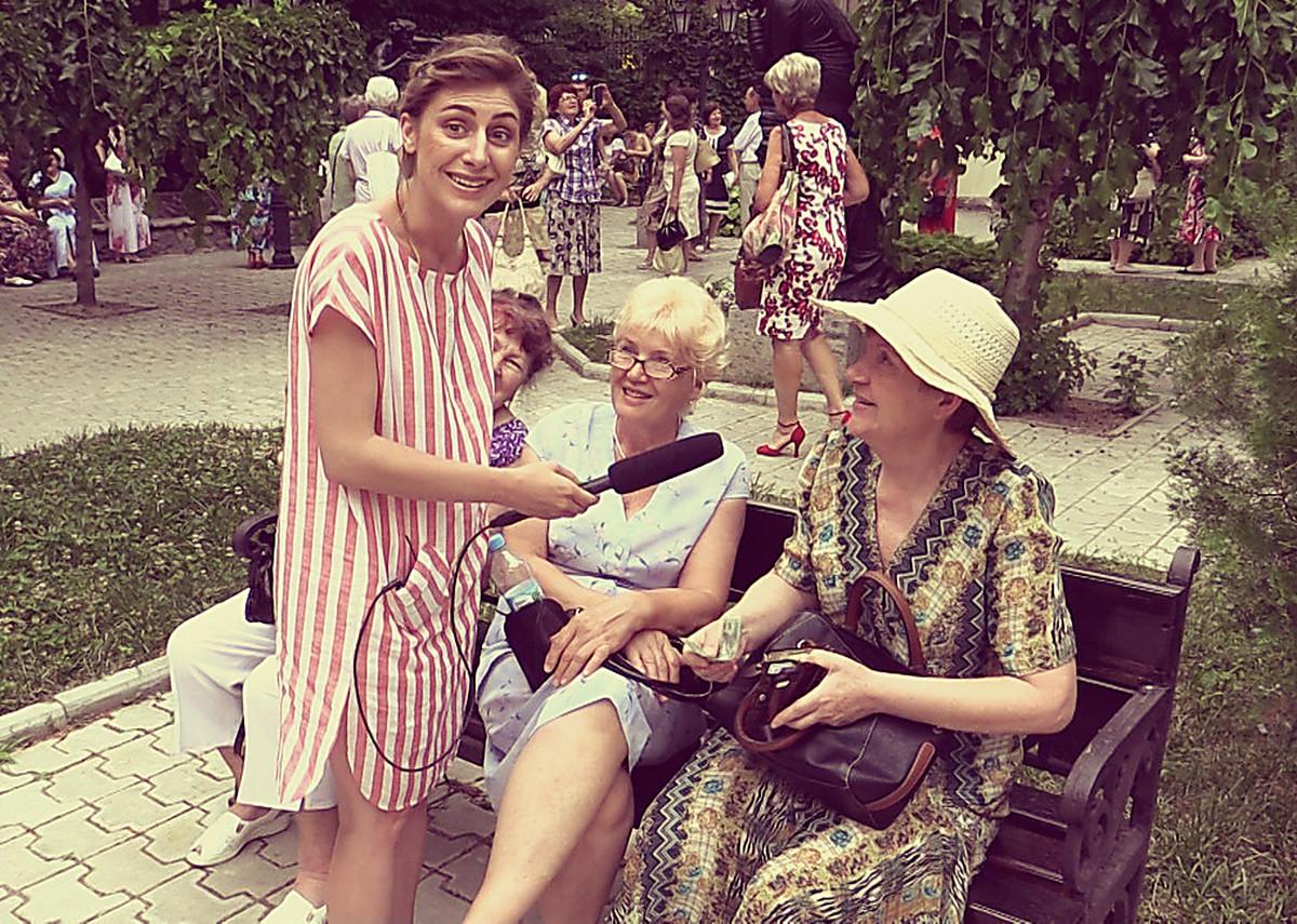 Как отмечают летние праздники в россии