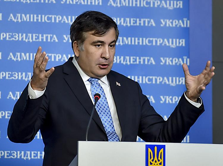 Саакашвили пообещали «удобную камеру» вГрузии вслучае возвращения