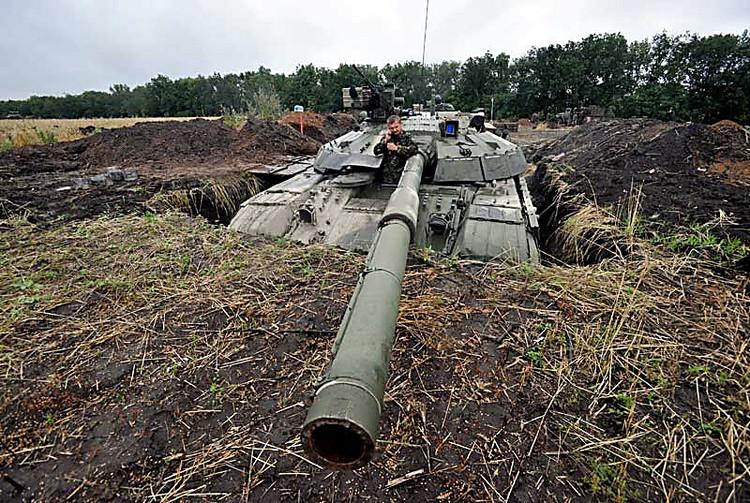 Пятеро украинских военных ранены за прошедшие сутки врезультате вражеских обстрелов
