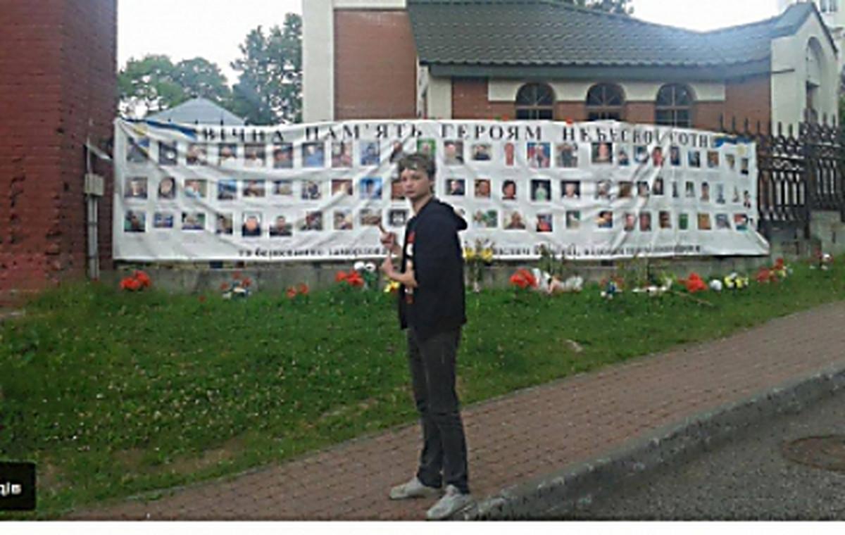 """Фотовиставка про події на Донбасі """"Діти війни"""" відбулася в Оттаві - Цензор.НЕТ 1331"""