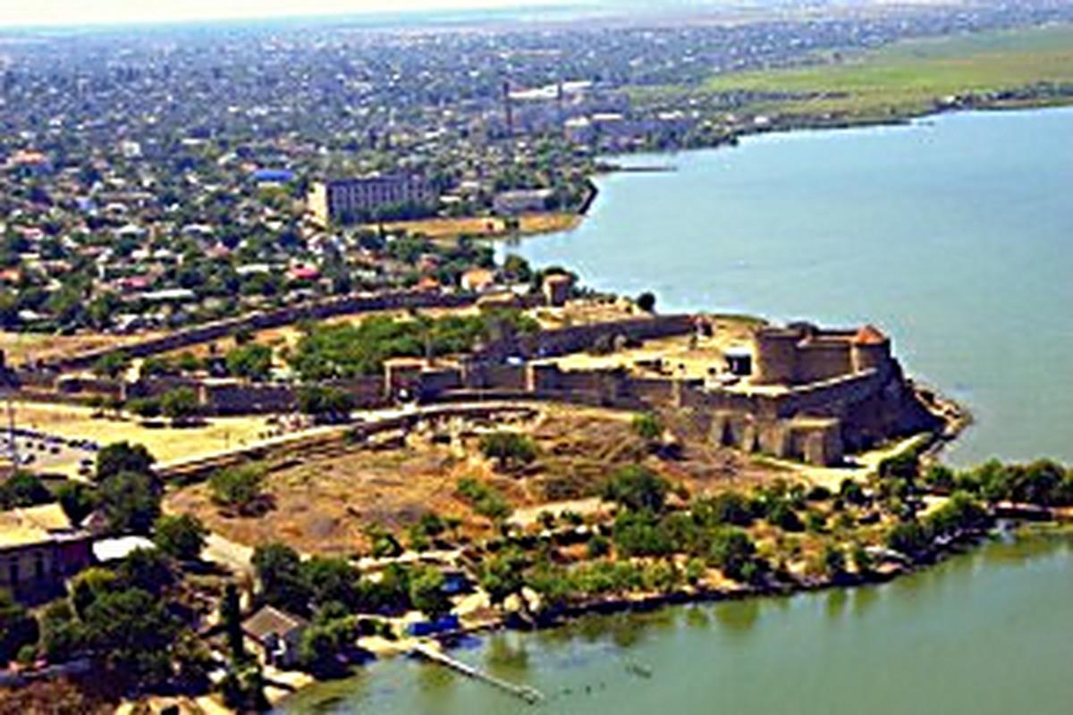 Аккерма301нська фортеця (білгород-дністровська фортеця) - історико-архітектурний пам
