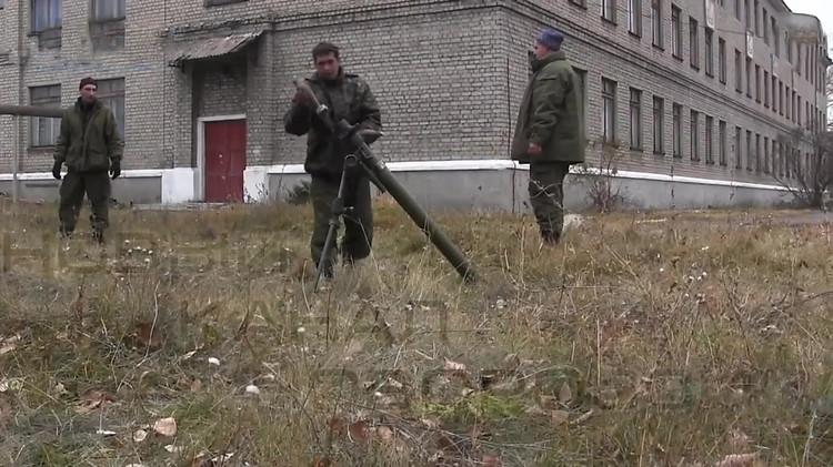 Боевики 72 раза обстреляли позиции сил АТО