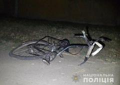 В селе Пологи, Запорожской области, произошло ДТП в котором погибли два велосипедиста.