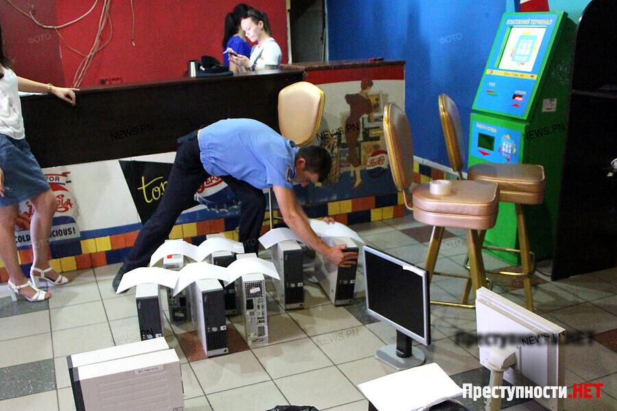 Преступности нет - николаевские игровые автоматы видио джекпот игровые автоматы казино онлайнi
