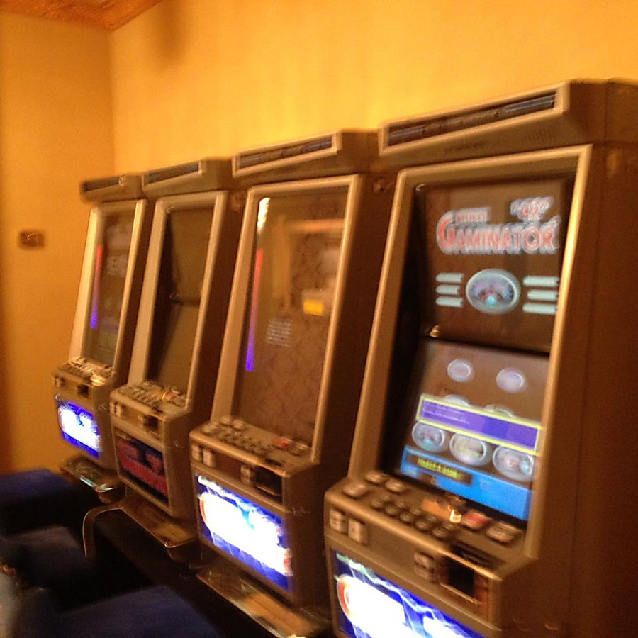 Нападение на казино видео