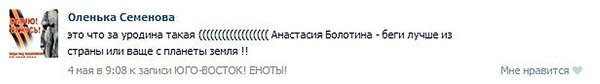 Российские интернет-«тролли» обвиняют девушку из Николаевщины в «сжигании людей в Одессе», фото-5