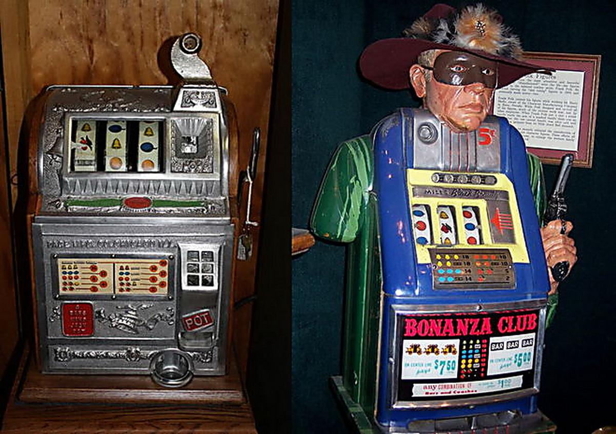 лототрон отличие от игровых автоматов