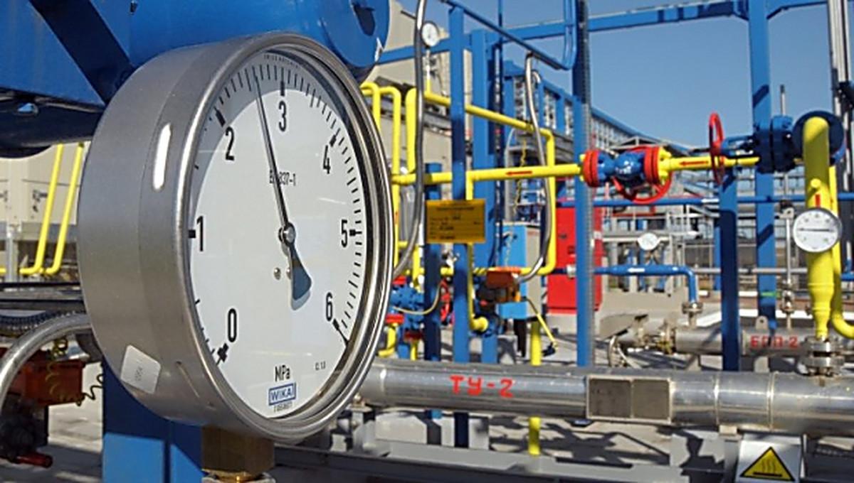 Нафтогаз обсуждает создание страхового запаса газа в ПХГ