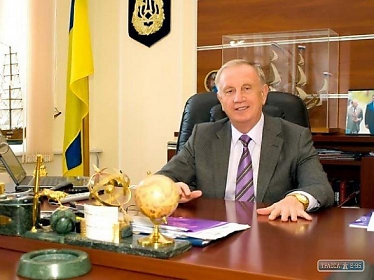Мэр Черноморска Хмельнюк: «Яуже неворую вообще»