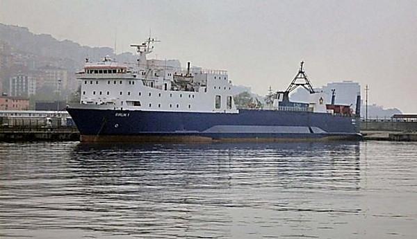 Одесский суд заочно арестовал судно зарейсы изоккупированного Крыма вТурцию