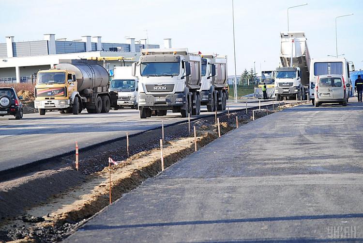 ВМинистерстве инфраструктуры задумались над строительством бетонных дорог