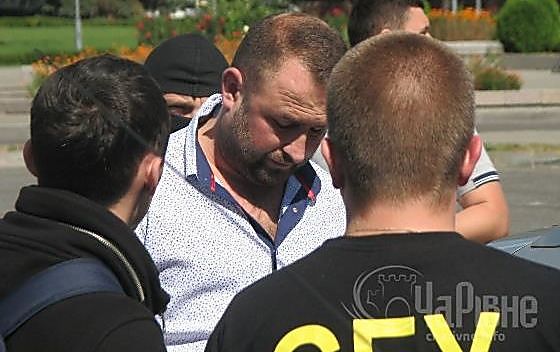СБУ навзятке вполмиллиона грн. поймала руководителя сельсовета Ровенской области
