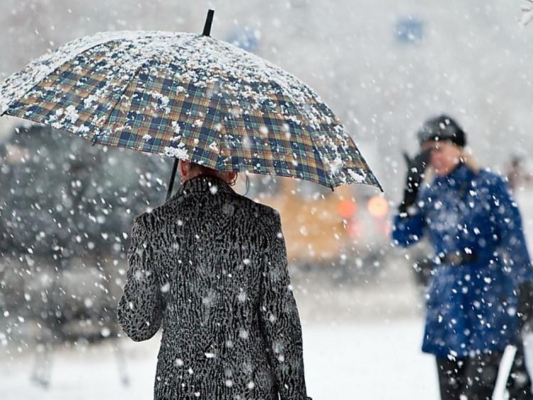 Нарождественские праздники вУкраинском государстве может выпасть до35см снега